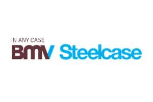 Logo BMV Steelcase, Akustik-Partner der Höfer Akustik GmbH